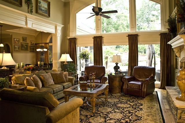 DLG Interiors Atlanta Interior Designer Classic Mediterranean